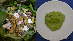 Day 125 - Feta, Pistachio & Mint Pesto