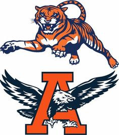 auburn tigers is the name given to auburn university athletic teams rh pinterest com auburn tiger mascot auburn tiger mascot figurine