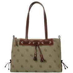 Dooney Bourke Signature Have One Similar Different Style Handbag Crazy Pinterest Purse And Bag