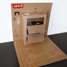 Case: Levi's Pop-Up Closet Levi'sがベルギーで実施したダイレクトメール施策をご紹介。  ダイレクトメールと言えば、大抵の場合一瞬のうちに捨てられてしまうもの。