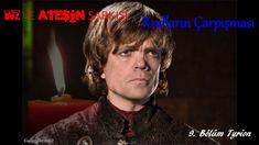 9.Bölüm Tyrion Sesli Kitap Buz Ve Ateşin Şarkısı - Kralların Çarpışması ... Youtube, Fictional Characters, Fantasy Characters, Youtubers, Youtube Movies