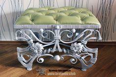Кованые изделия, художественная ковка, кованые ворота, кованые заборы | Мебель