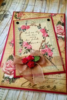 Přání s růžemi