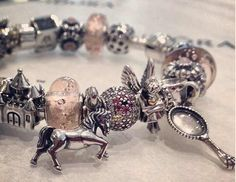 Some of the new fall 2013 Pandora charms