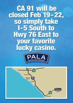 29 Best Pala Casino images in 2019   Resort spa, Brighton
