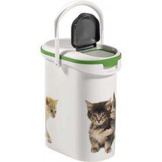 Contenedor Pienso Para Gatos 4Kg - Contenedores de Pienso para Gatos - FeelCats