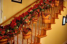 The Plaid Basket: Christmas, Christmas Everywhere
