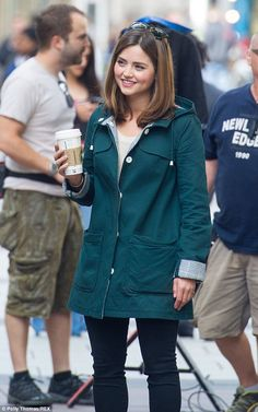 """Clara Oswald 