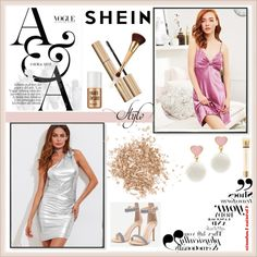 SheIn 9 / XXV by ozil1982 on Polyvore featuring Topshop, Stila, Benefit, Yves Saint Laurent and tarte
