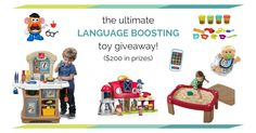 Win $200 Worth of Toys!