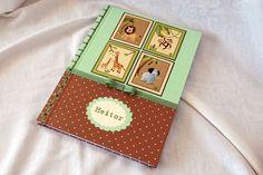 Livro do bebê bichos da floresta