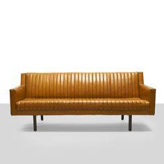 Edward Wormley Channel-Back Sofa 2