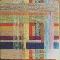 Ugens vikleprøve /winding of the week #awindingaweek2016 #vævudenvæv #astridskibsted #tekstil #proces #væv #materialefest #textilkunst #vikleprøver #textile #handmade #interiorinspiration #decorinspiration #decorhome #decor #smallbiz #mycreativebiz #makersgonnamake #handsandhustle #livecolorfully #colorlove #livethelittlethings #krea #textileart #textileartist #wallhanging