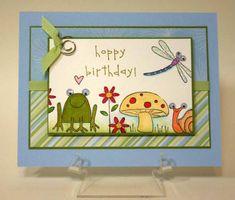 SC181 Farewell Froggies