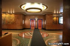 Grand Concourse Art Deco Apartment