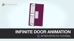 Video Tutorial: Infinite Door Animation in After Effects on Vimeo