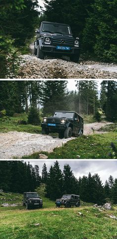 The Mercedes-Benz G-Class has a more efficient and powerful engine as well as a improved suspension which makes its robust offroad capability even better. #ChasingStars