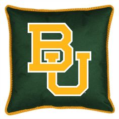 Use this Exclusive coupon code: PINFIVE to receive an additional 5% off the Baylor University Sidelines Toss Pillow at SportsFansPlus.com