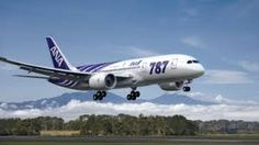 Image result for airplanes 787 ana