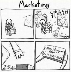 Marketing happy