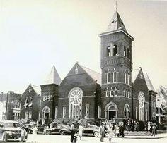 Marietta Methodist church