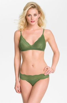 Cosabella 'Dolce' Soft Cup Bra and Dolce Vita Thong