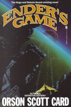 ERUDITE - Ender's Game by Orson Scott Card - A veteran of years of simulated war games, Ender believes he is engaged in one more computer war game when in truth he is commanding the last fleet of Earth against an alien race seeking the complete destruction of Earth.