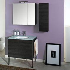 """31.5"""" Nameeks Iotti Time NT2 Bathroom Vanity #BathroomRemodel #BlondyBathHome #BathroomVanity  #ModernVanity"""