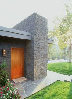 exterior chimney remodel - Google Search