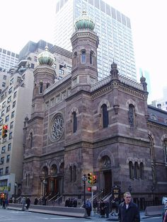 Central Synagogue, New York