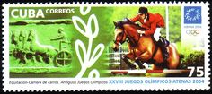 Stamps from Cuba | Athens 2004, Olympic Games