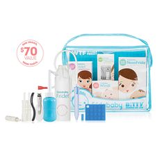 The Bitty Bundle of Joy by Fridababy - The Ultimate Fuss-Buster Toolkit