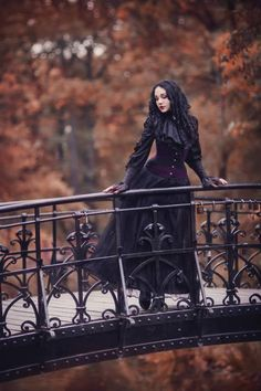 Model: Lady OpheliaPhoto: Aneta Pawska - Enchanted StoriesWelcome to Gothic and Amazing |www.gothicandamazing.org