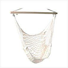 You will love to make yourself a gorgeous Macrame Hanging Chair and it's so easy when you know how. Check out the Knitted Swinging Chair Cocoon too.