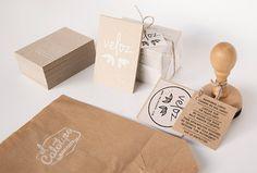 Veloz - Business Card Design