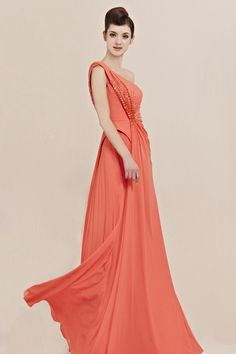 Rochie de seara corai  http://ilsegno.ro/product-page/rochii-de-seara/rochii-de-seara-a-line/rochie-de-seara-sa50350/