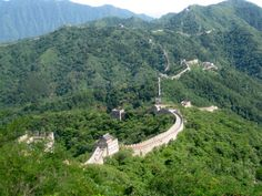THE GREAT WALL OF CHINA........SOURCE BING IMAGES...........