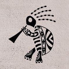 TATTOO TRIBES: Tattoo of Kokopelli turtle, Fertility, life tattoo,kokopelli turtle fertility life tattoo - royaty-free tribal tattoos with meaning African Tribal Tattoos, Tribal Turtle Tattoos, Tribal Tattoos With Meaning, Turtle Tattoo Designs, Tribal Tattoos Native American, Maori Tattoos, Afrika Tattoos, Polynesian Tattoos, Arte Tribal