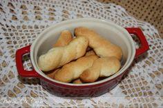Biscoitos de açúcar e queijo da Dª Síria