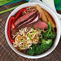 Cook With Kids: Beef & Broccoli Ramen