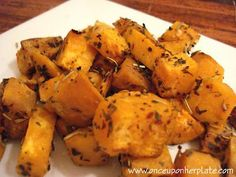Healthy Oven Roasted Sweet Potatoes