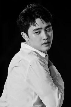Kyungsoo, Chanyeol, Kaisoo, Exo Cartoon, Korean Male Actors, Exo Lockscreen, Exo Do, Do Kyung Soo, Xiu Min