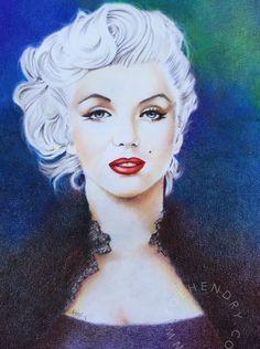 Marilyn Monroe Fan Art
