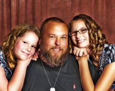 Smo and his 2 Daughters
