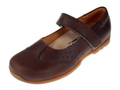 Footprints by Birkenstock Pittsburg Womens Leather Mary Jane Shoes