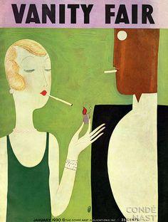 fashion illustration by Eduardo Garcia Benito