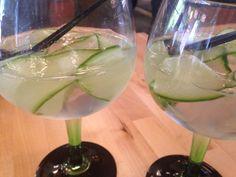 Hendricks Mossel en Gin