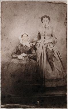 Sara Ginsburger (1787-1862) & Sara Suzanne WEILL (1832-1867)