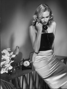 Diane Kruger by Christophe Meimoon