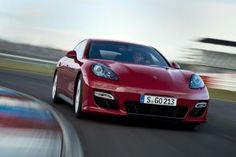 Porsche Panamera GTS at www.porsonly.com